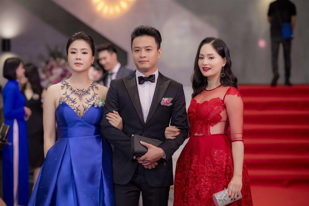Xuất hiện rạng rỡ sau khi sinh, Lan Phương lần đầu nhận giải thưởng lớn từ vai phản diện-4