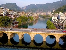 Thị trấn 2.000 năm ở Trung Quốc mệnh danh 'Venice của phương Đông'