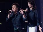 Những lần mê trai lộ liễu của sao Việt trên sóng truyền hình-1
