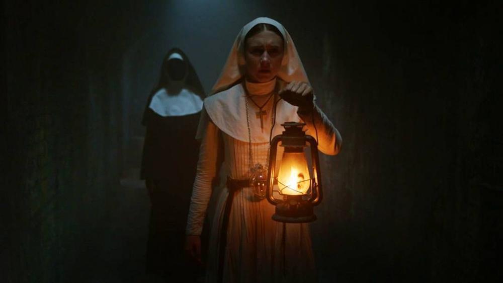 The Nun - Ác quỷ ma sơ lập kỷ lục phim có doanh thu mở màn cao nhất Vũ trụ The Conjuring-1