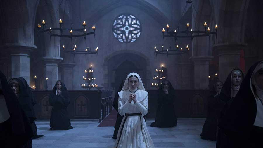The Nun - Ác quỷ ma sơ lập kỷ lục phim có doanh thu mở màn cao nhất Vũ trụ The Conjuring-2