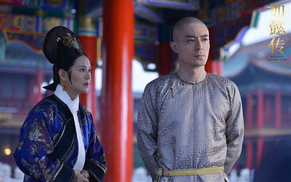 Dương Mịch thú nhận từng đánh Hoắc Kiến Hoa vì quá ghét Càn Long của Hậu cung Như Ý truyện-3