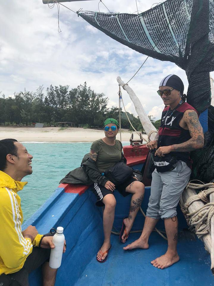 4 tháng sau scandal vỗ mông người showbiz, cuộc sống của rocker Phạm Anh Khoa đã bớt dần u uất-3
