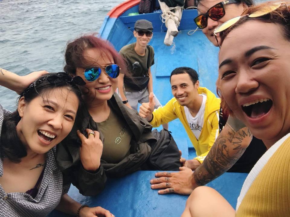 4 tháng sau scandal vỗ mông người showbiz, cuộc sống của rocker Phạm Anh Khoa đã bớt dần u uất-2