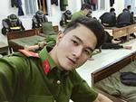 Nam cảnh sát Hàn Quốc điển trai, có thân hình chuẩn 6 múi-10