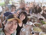 Lộ clip An Nguy tươi cười làm tóc cho Kiều Minh Tuấn-7