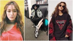 5 cô gái Hàn Quốc cứ mặc gì lên người là thành hot trend thứ ấy