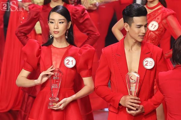 Học trò Hương Giang - Bùi Quỳnh Hoa xuất sắc đoạt ngôi quán quân Siêu mẫu Việt Nam 2018-5