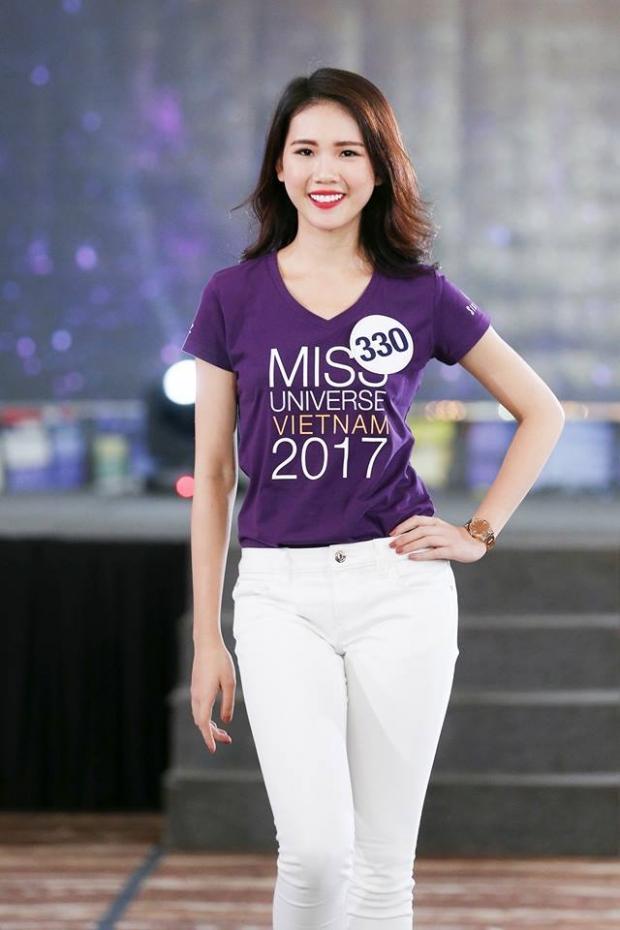 Quá khứ thi hoa hậu lạ đời của Bùi Quỳnh Hoa trước khi đoạt Quán quân Siêu mẫu Việt Nam 2018-3