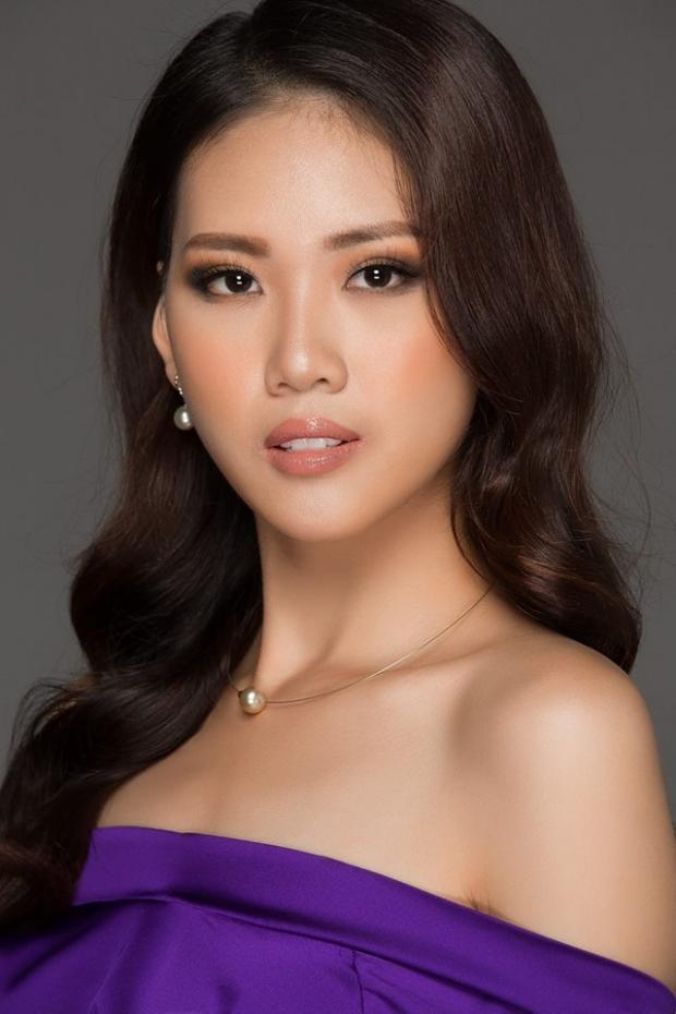 Quá khứ thi hoa hậu lạ đời của Bùi Quỳnh Hoa trước khi đoạt Quán quân Siêu mẫu Việt Nam 2018-4