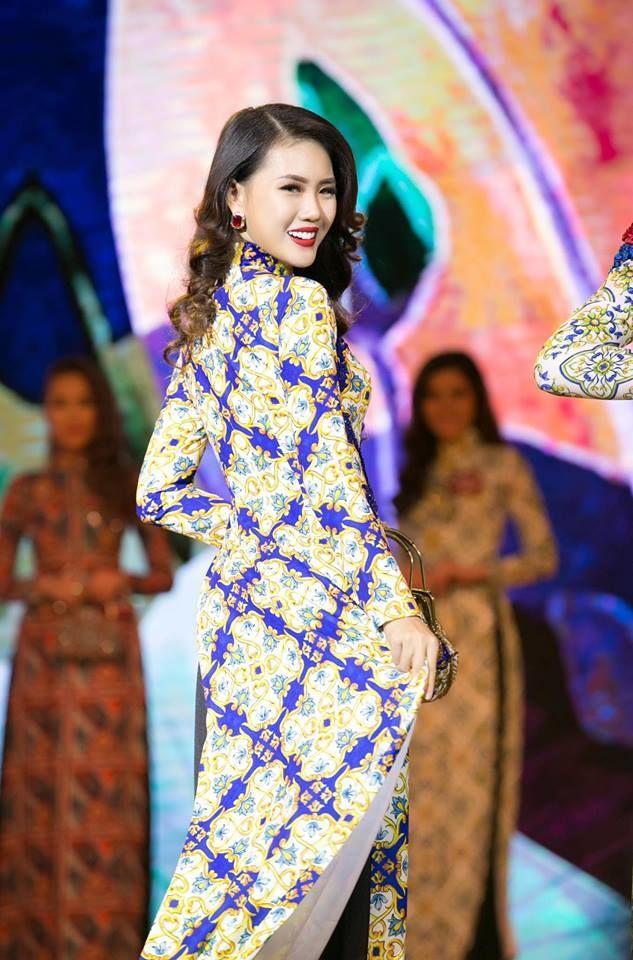 Quá khứ thi hoa hậu lạ đời của Bùi Quỳnh Hoa trước khi đoạt Quán quân Siêu mẫu Việt Nam 2018-6