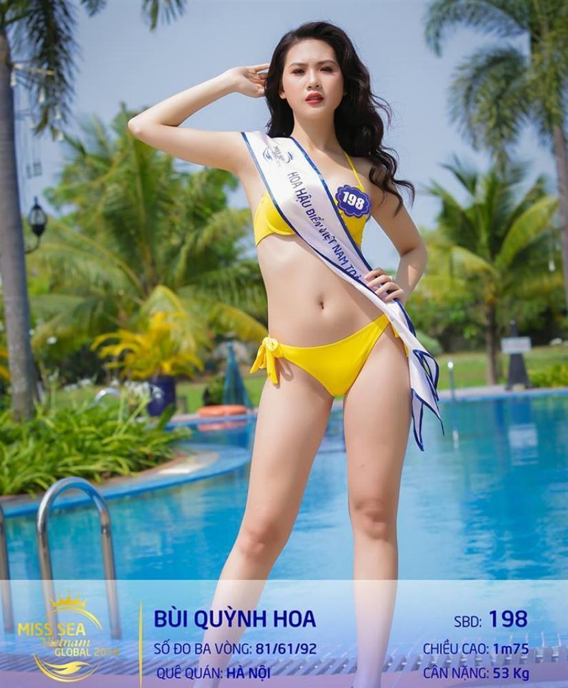 Quá khứ thi hoa hậu lạ đời của Bùi Quỳnh Hoa trước khi đoạt Quán quân Siêu mẫu Việt Nam 2018-10