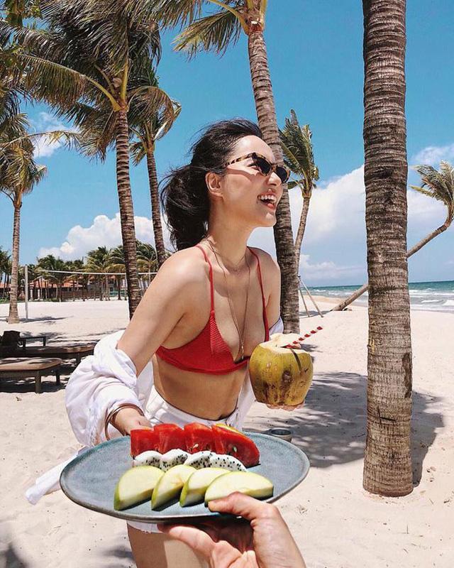 Cô gái Việt kiếm bộn tiền từ việc ăn ngon, mặc đẹp, đi du lịch sang chảnh-3