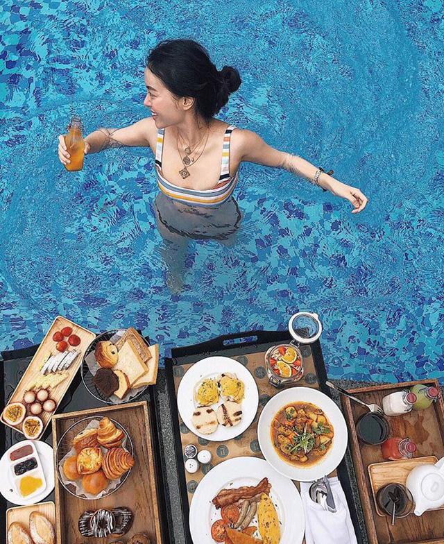 Cô gái Việt kiếm bộn tiền từ việc ăn ngon, mặc đẹp, đi du lịch sang chảnh-5