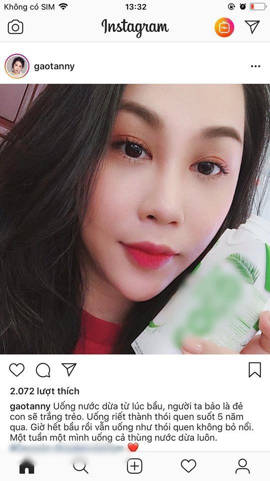 Quảng cáo nước dừa phản khoa học có thể khiến bà bầu sảy thai, nhà văn Gào bị cộng đồng mạng phẫn nộ đòi tẩy chay-1