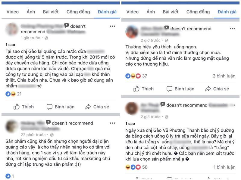 Quảng cáo nước dừa phản khoa học có thể khiến bà bầu sảy thai, nhà văn Gào bị cộng đồng mạng phẫn nộ đòi tẩy chay-4