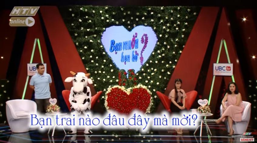 Bò sữa bỗng lên Bạn muốn hẹn hò tìm người yêu khiến cả khán phòng hốt hoảng-2