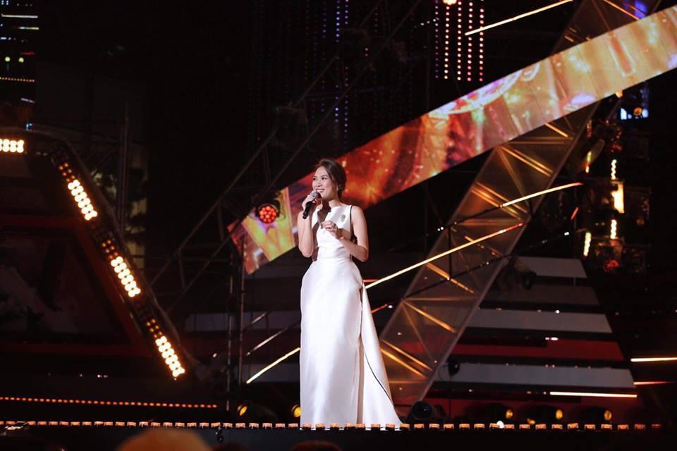 Xem ngay màn trình diễn nét đến từng milimet của Mỹ Tâm trên đài MBC Hàn Quốc-4