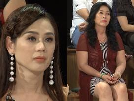Dù có hay giận hờn vu vơ, Lâm Khánh Chi vẫn là cô con dâu rất yêu thương mẹ chồng