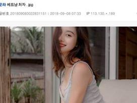 Jun Vũ nói gì khi được dân mạng Hàn Quốc khen xinh như thiên thần?