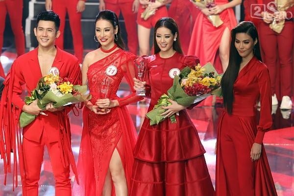 Số nhọ như Kỳ Duyên: Đen gì mà đen thế, không có nổi một học trò nào được vinh danh tại Siêu mẫu Việt Nam 2018-2