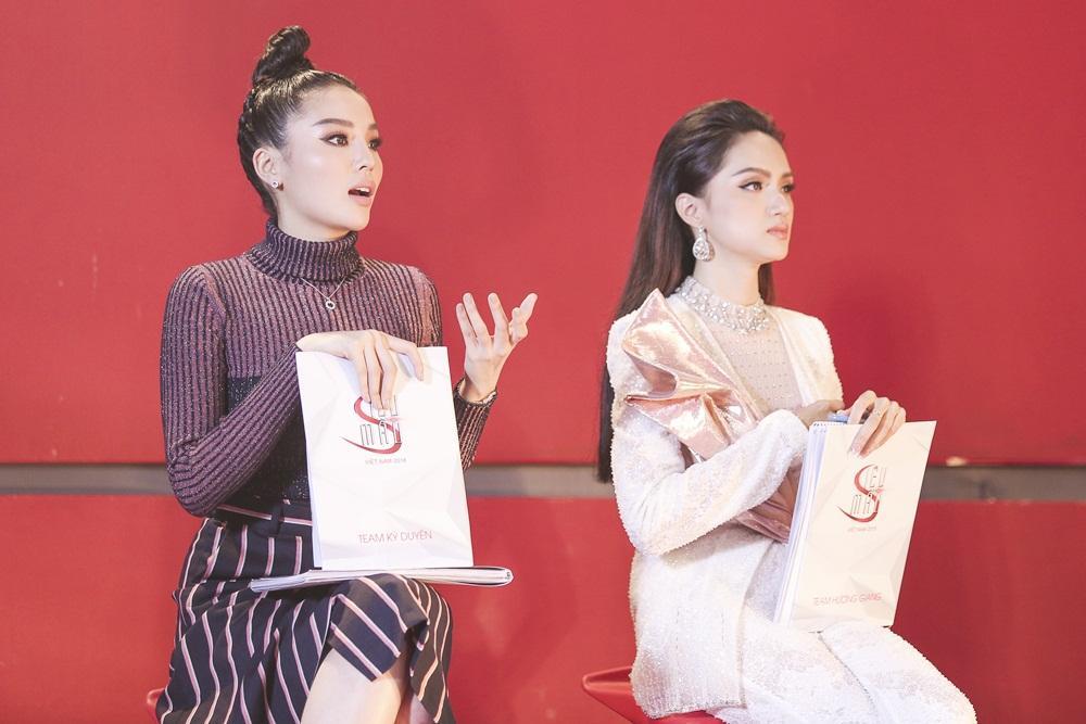 Số nhọ như Kỳ Duyên: Đen gì mà đen thế, không có nổi một học trò nào được vinh danh tại Siêu mẫu Việt Nam 2018-10