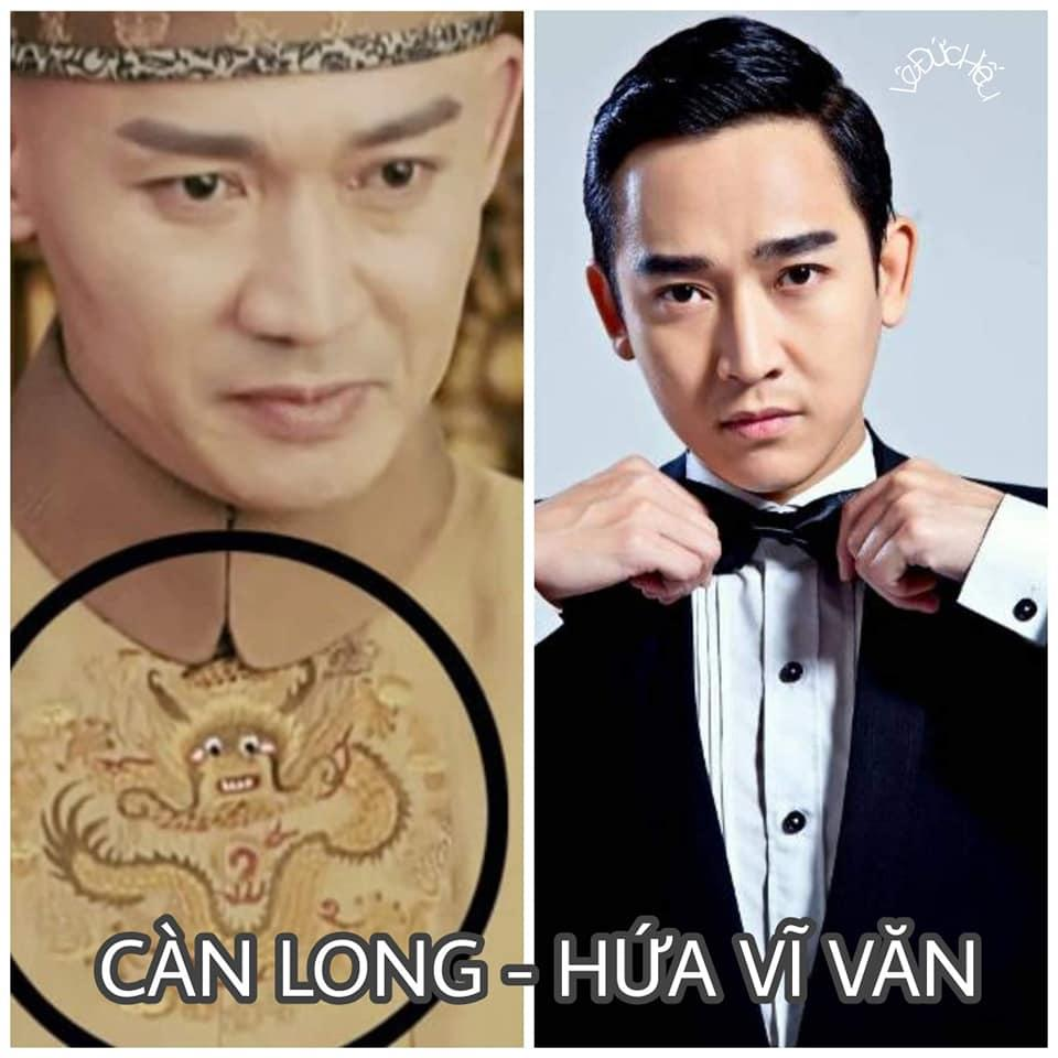 Cười ngất với loạt hình mỹ nhân Việt biến thành bản sao của dàn hậu cung Diên Hi Công Lược-6