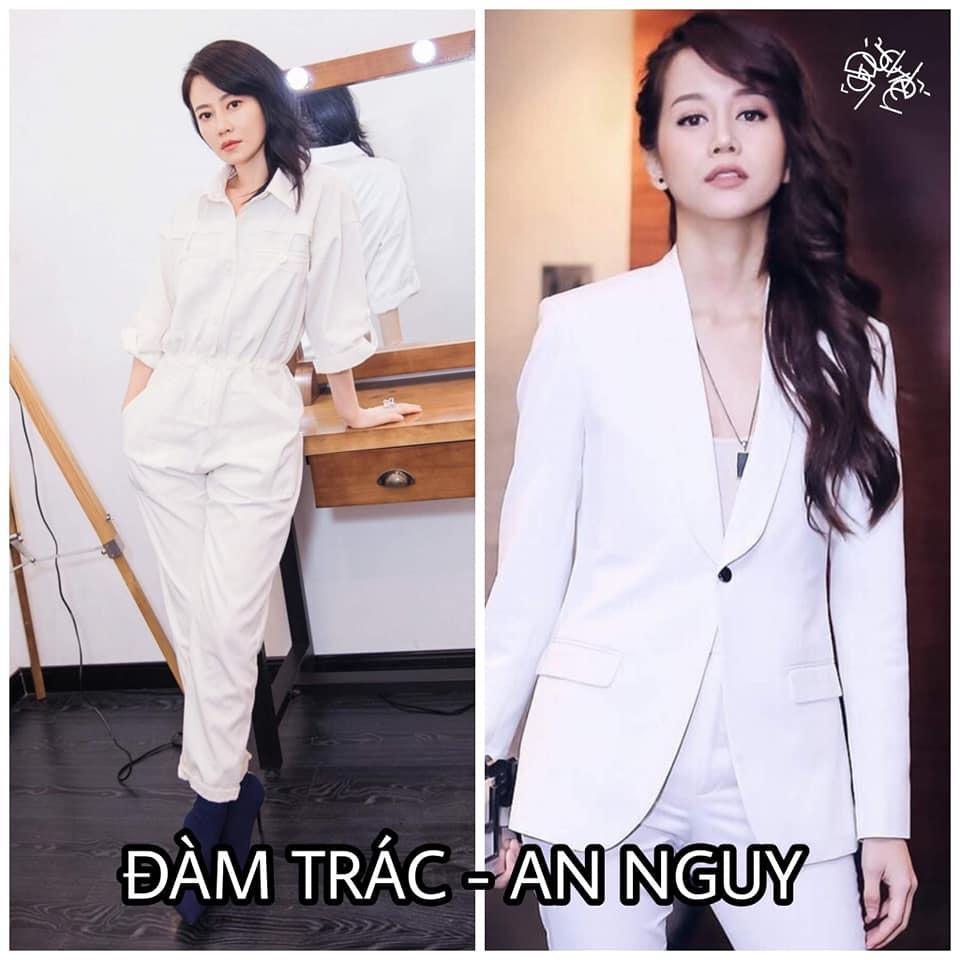 Cười ngất với loạt hình mỹ nhân Việt biến thành bản sao của dàn hậu cung Diên Hi Công Lược-7