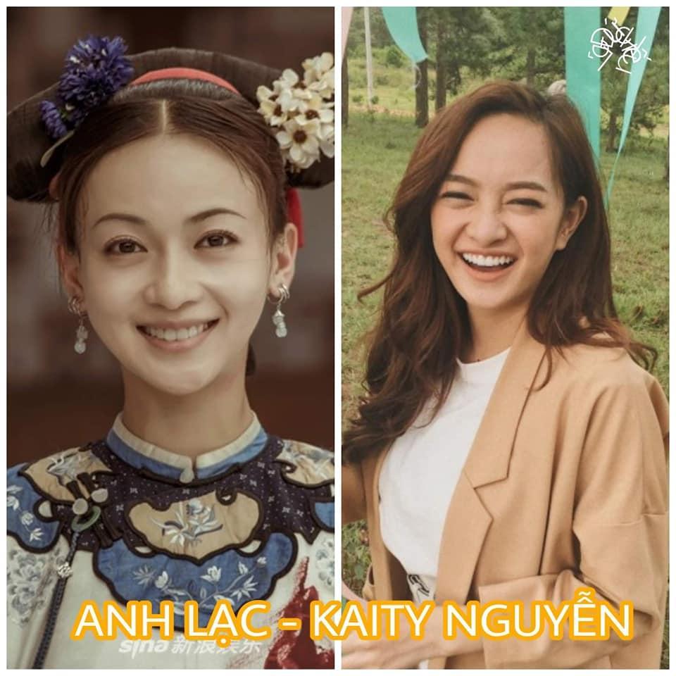 Cười ngất với loạt hình mỹ nhân Việt biến thành bản sao của dàn hậu cung Diên Hi Công Lược-2