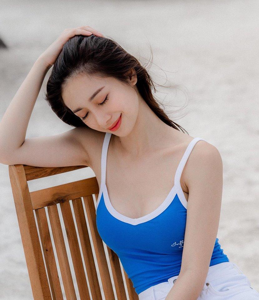 Jun Vũ xinh đẹp, quyến rũ cỡ nào gây sốt cộng đồng mạng Hàn Quốc?-7