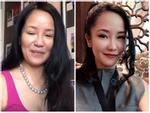 Suýt không nhận ra nhan sắc của diva Hồng Nhung sau 8 tháng ly hôn
