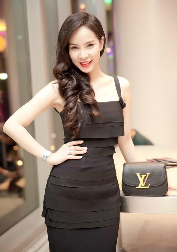 12 mỹ nhân đứng đầu Siêu mẫu Việt Nam: Người sự nghiệp ngày càng tỏa sáng, kẻ ở ẩn mờ nhạt sắc hương-12