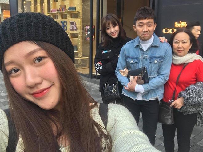 Chân dung em gái út xinh đẹp của MC Trấn Thành sắp tấn công showbiz-1