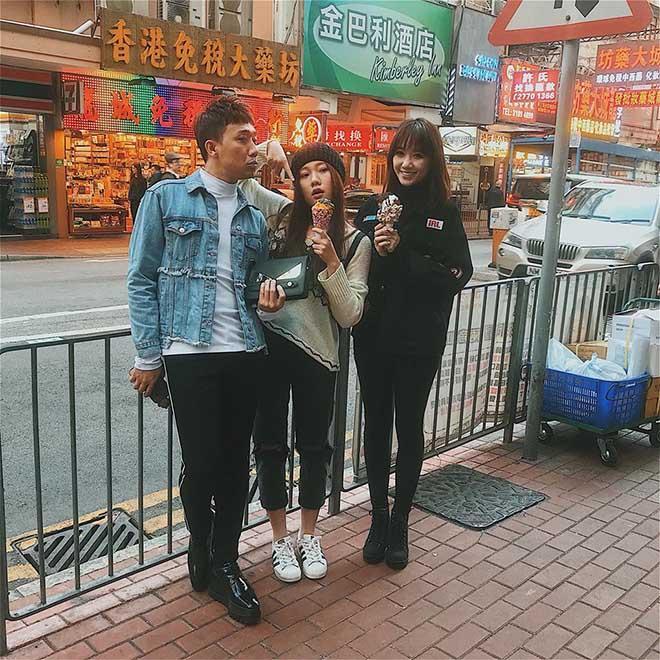 Chân dung em gái út xinh đẹp của MC Trấn Thành sắp tấn công showbiz-11