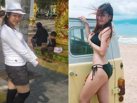Lộ ảnh quá khứ mập mạp, kém xinh của bạn gái tin đồn thủ thành Đặng Văn Lâm