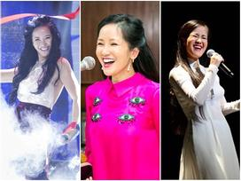 Trước khi nhan sắc bị chê 'suýt không thể nhận ra', Hồng Nhung chính là ngôi sao được mệnh danh 'người đàn bà không tuổi'
