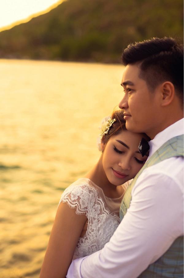 Ngắm trọn bộ ảnh cưới của Hoa hậu Đại dương Đặng Thu Thảo-4