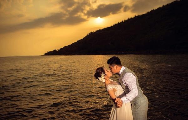 Ngắm trọn bộ ảnh cưới của Hoa hậu Đại dương Đặng Thu Thảo-7