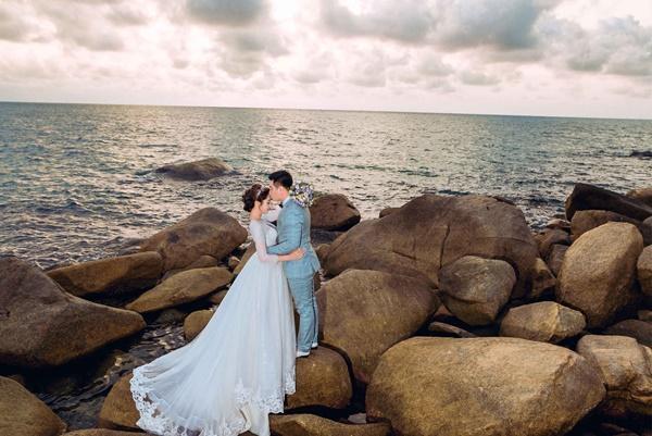 Ngắm trọn bộ ảnh cưới của Hoa hậu Đại dương Đặng Thu Thảo-6