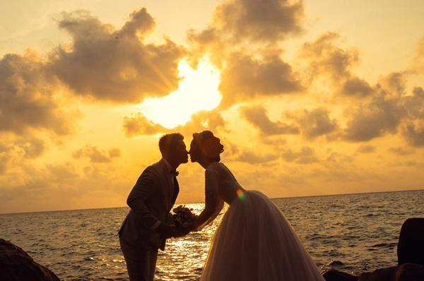 Ngắm trọn bộ ảnh cưới của Hoa hậu Đại dương Đặng Thu Thảo-12