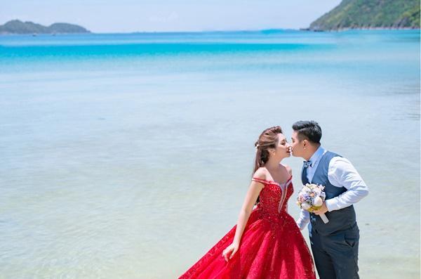 Ngắm trọn bộ ảnh cưới của Hoa hậu Đại dương Đặng Thu Thảo-14