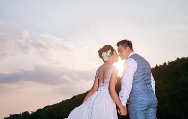 Ngắm trọn bộ ảnh cưới của Hoa hậu Đại dương Đặng Thu Thảo-15
