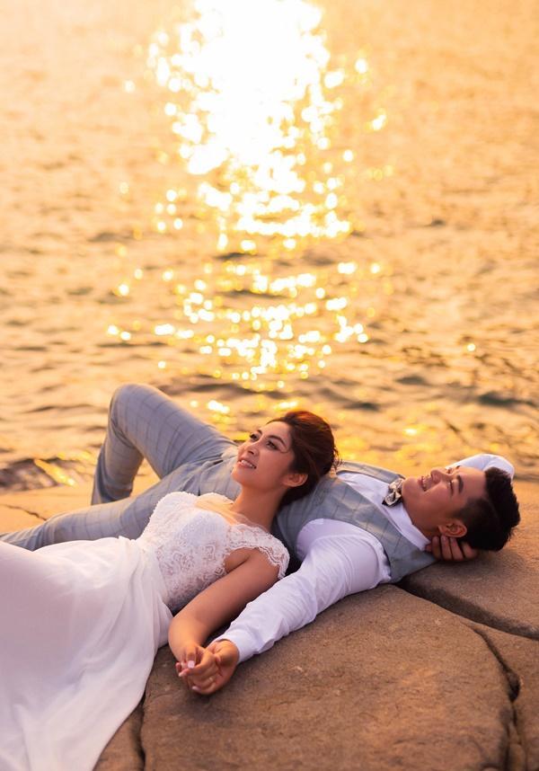 Ngắm trọn bộ ảnh cưới của Hoa hậu Đại dương Đặng Thu Thảo-16
