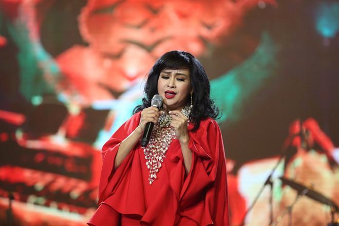 Bộ tứ Diva nhạc Việt: Người giữ được dung mạo mặn mà, kẻ tàn phai nhan sắc theo năm tháng-1
