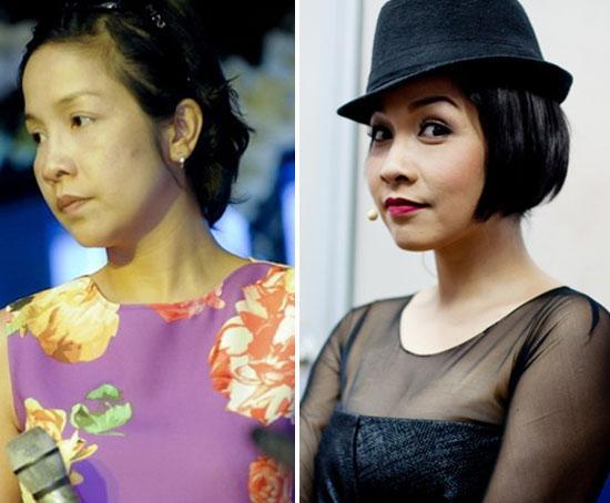 Bộ tứ Diva nhạc Việt: Người giữ được dung mạo mặn mà, kẻ tàn phai nhan sắc theo năm tháng-13