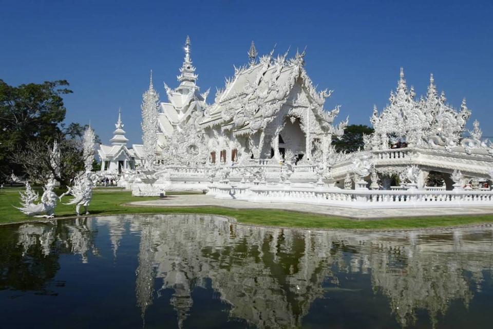 Ngôi chùa có cả thiên đường và địa ngục đẹp nhất thế giới-1