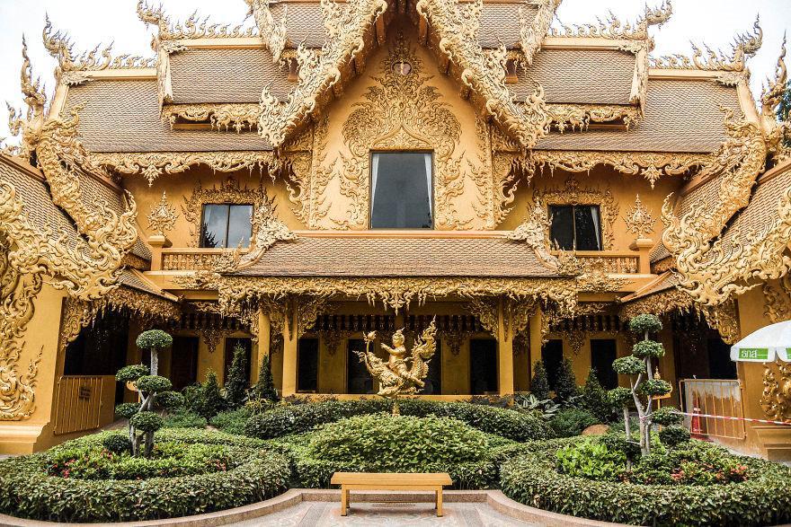 Ngôi chùa có cả thiên đường và địa ngục đẹp nhất thế giới-2