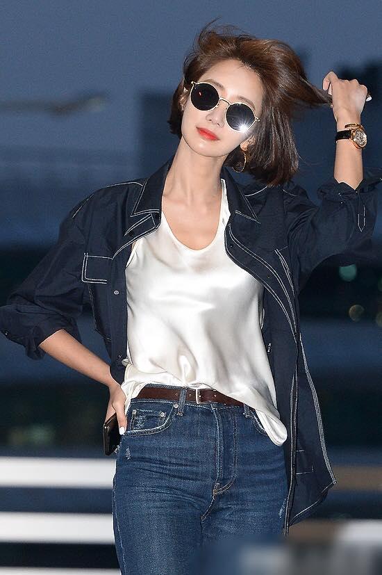 Hoa hậu ngực khủng Kim Sa Rang tăng cân chóng mặt sau ca phẫu thuật nghiêm trọng-6