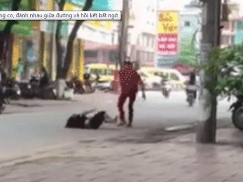 Vì muốn tranh giành tình cảm của một chàng trai, hai nữ sinh gây shock khi đánh nhau thừa sống thiếu chết-3