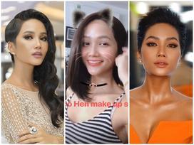 Đổi diện mạo liên tục trước Miss Universe 2018, H'Hen Niê xứng danh hoa hậu đa sắc màu nhất showbiz Việt